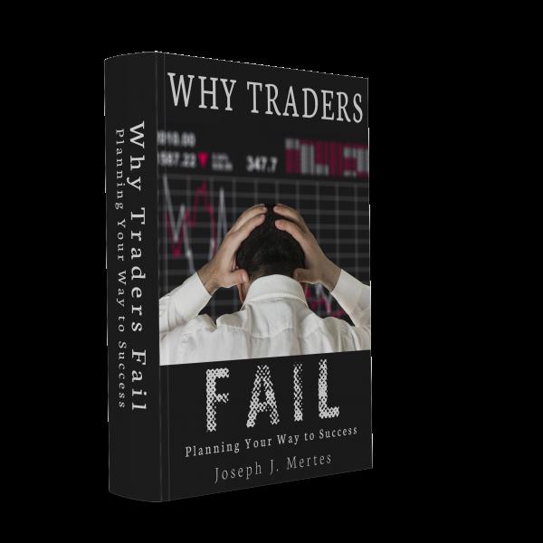 Why Traders Fail Book mockup